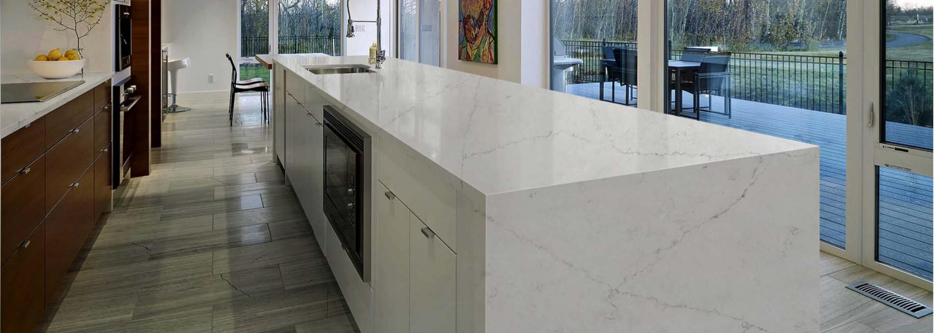 Carrara Marble by