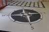 Waterjet Compass Design